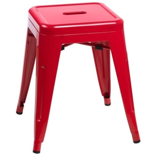Табурет Tolix Paris Steel красный 4533 HOME Design
