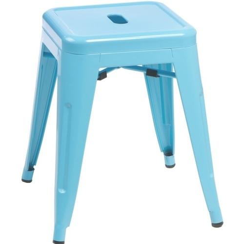 Табурет Tolix Paris Steel голубой 4535 HOME Design