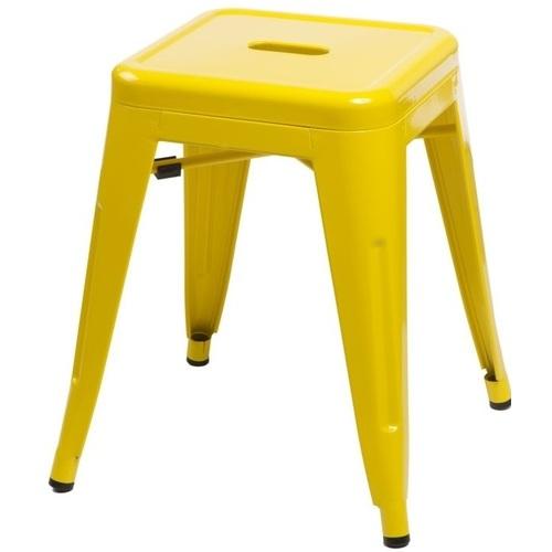 Табурет Tolix Paris Steel желтый 3131 HOME Design