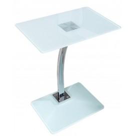 Стол кофейный Space белый (Z35552) Invicta