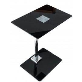 Стол кофейный Space черный (Z35551) Invicta