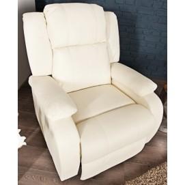 Кресло реклайнер King (Z36031) Home Design белое