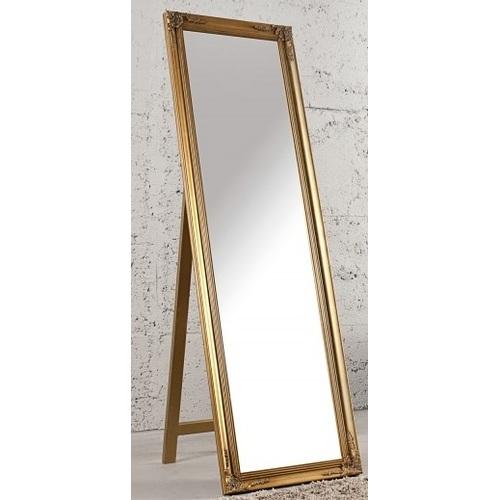 Зеркало напольное Angie Gold 160cm (Z35744) золото Invicta