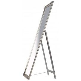 Зеркало напольное Angie Silver 160cm (Z35743) серебро Invicta
