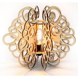 Настольный светильник SPLINE TABLE НС02 Def Design