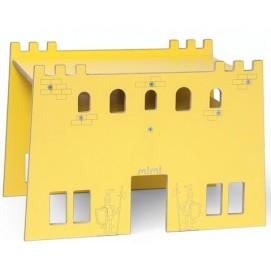 Стол игровой Замок Мими Малый желтый Mimi