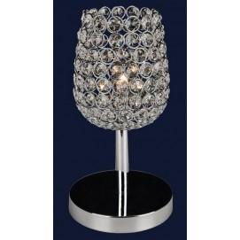 Лампа настольная 721T88160-1 хром Levada