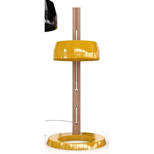 Лампа настольная Kolo желтая D.Borisov