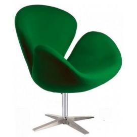 Кресло СВ зеленое Mebelmodern ткань