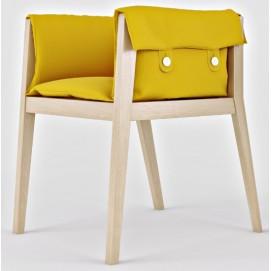Кресло In Dress D.Borisov  желтое