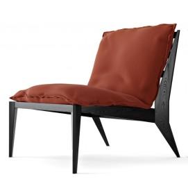 Кресло OLLLY D.Borisov красное