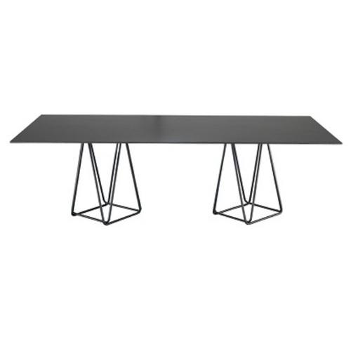 Стол обеденный  TRIO DOUBLE TABLE 900x900 PAPATYА