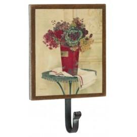Вешалка 1040 Цветы-4 belldeco