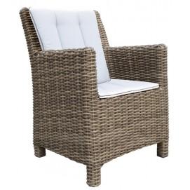 Кресло с подлокотниками ORLANDO Miloo