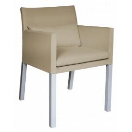 Кресло LISBON бежевое Miloo