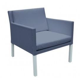 Кресло LISBON синее Miloo