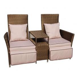 Комплект 2 кресла TWINS Miloo