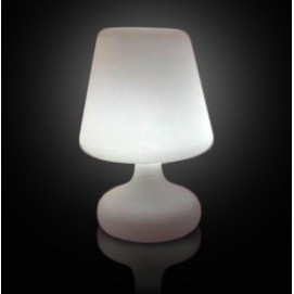Лампа настольная 16x25 см Miloo