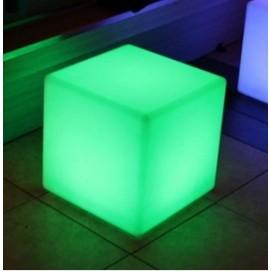 Лампа Cube S 20x20x20 см Miloo