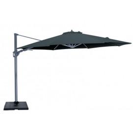 Зонт GRANADA Miloo 350x350 см SZARY