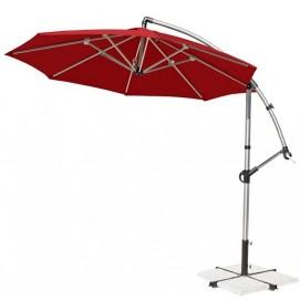 Зонт консольный Capri круглый 11784 красный Garden4You