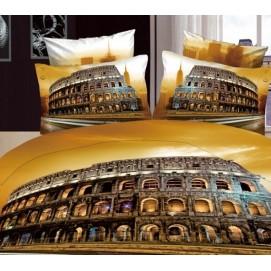 Постельное белье евро Колизей 2 Love You STP345