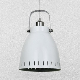 Лампа подвесная 7518026M-1 MWH белая Thexata