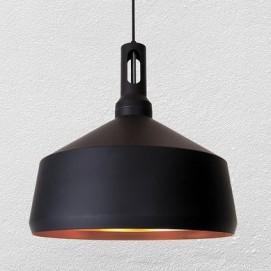 Лампа подвесная 7526832-1 BK черная Thexata