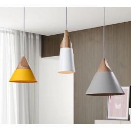 Лампа подвесная ( комплект 3 шт) К 5123 Loft цветная