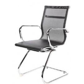 Кресло офисное Q-07CF Primel черное