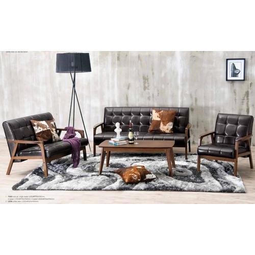 Кресло TOGO темно-коричневое Kordo