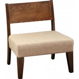 Кресло KEITARO каштан Kordo