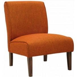 Кресло ACCENT оранжевое Kordo