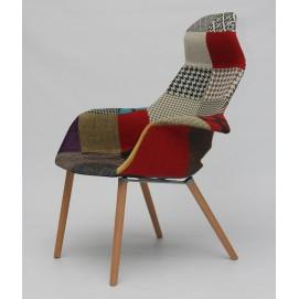 Кресло АC-151KB цветное Kordo