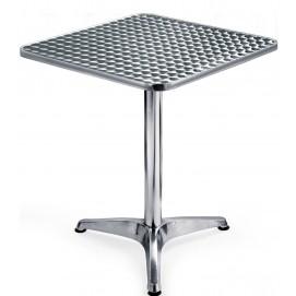 Стол обеденный ALT-6010 Onder 600*600 мм Alumium