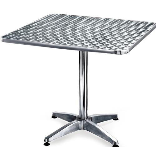 Стол обеденный ALT-8020 Onder 800*800 мм Alumium