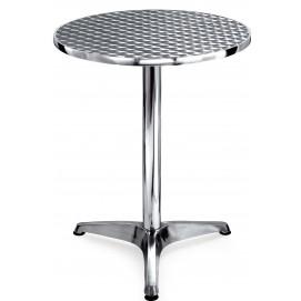 Стол обеденный ALT-6020 Onder 600*600 мм Alumium