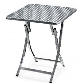 Стол обеденный ALT-6030 Onder 600*600 мм Alumium