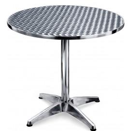 Стол обеденный ALT-8010 Onder 800*800 мм Alumium