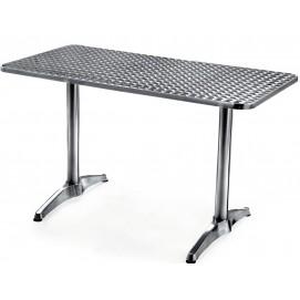Стол обеденный ALT-12010 Onder 1200*600 мм Alumium