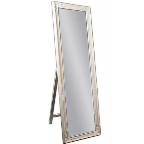 Зеркало напольное VER-GJ1010S состаренный белый Glamoorzee