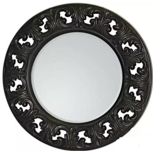 Зеркало VER-PU079Y-1 черное Glamoorzee