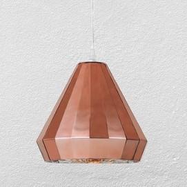 Лампа подвесная 72081285-1 GD золото Thexata