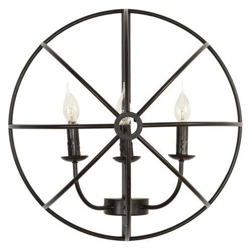 Светильник настенный LFT W16-2 COF Carlo De Santi коричневый