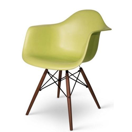 Кресло Paris оливковый Primel ноги дерево