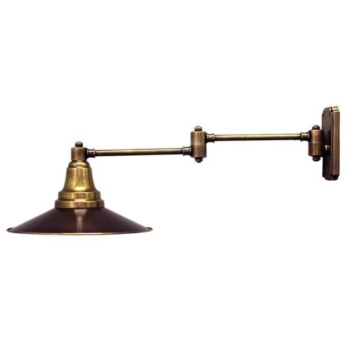 Светильник настенный 2094 темная патина Pikart