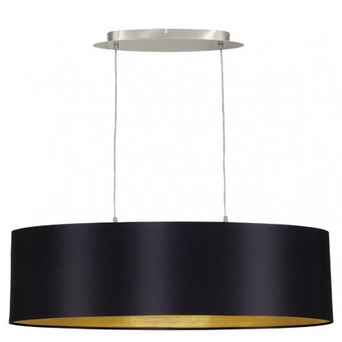 Лампа подвесная Eglo MASERLO 31611 черная