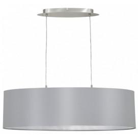 Лампа подвесная Eglo MASERLO 31612 серая
