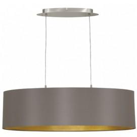 Лампа подвесная Eglo 31614 капучино MASERLO
