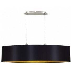 Лампа подвесная Eglo MASERLO 31616 черная